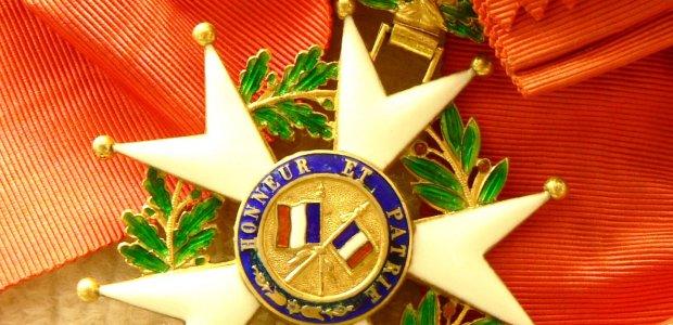 Legia Honorowa dla Róży Thun