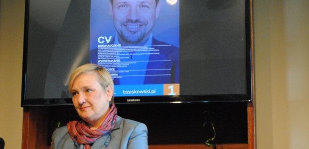 Róża Thun szefową kampanii Rafała Trzaskowskiego