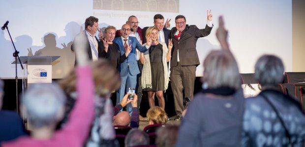 KOD już z Europejską Nagrodą Obywatelską 2016