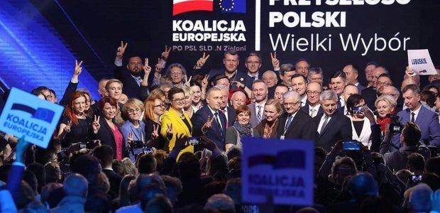 Deklaracja programowa Koalicji Europejskiej
