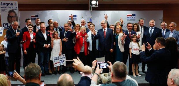 Kampania wyborcza w obiektywie