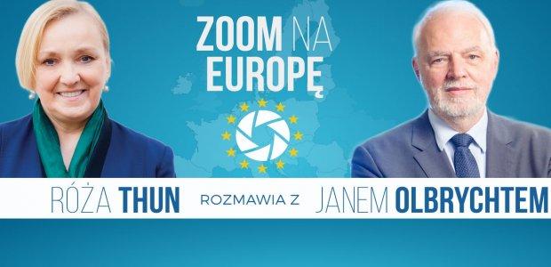 Jan Olbrycht w Zoom na Europę:  To nie jest czas na oszczędności w budżecie unijnym