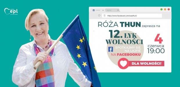 12. Łyk Wolności – live na Facebooku!