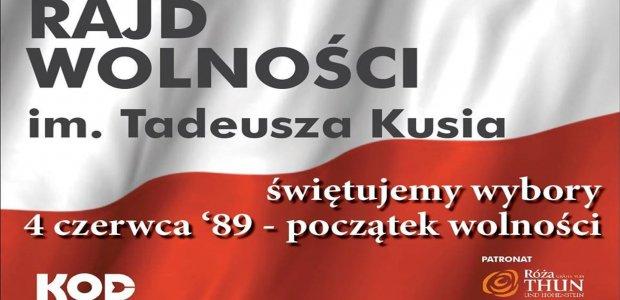 Rajd Wolności im. Tadeusza Kusia