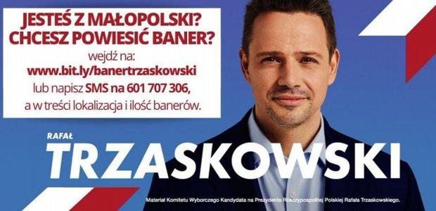 Wywieś baner dla Rafała!